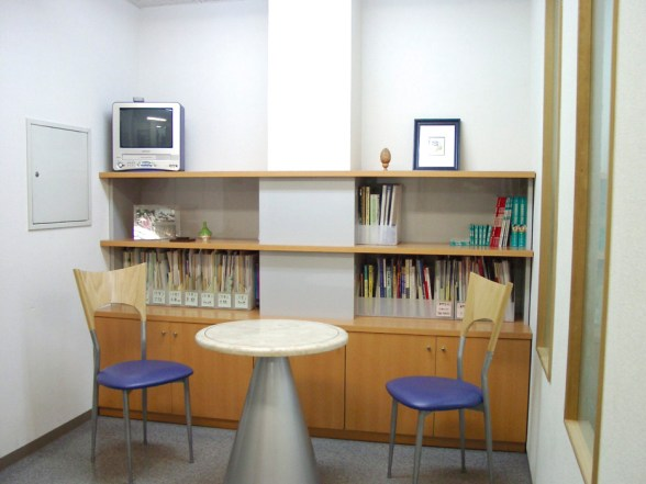 Facilities - Further education information spot