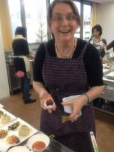 My Happy Place, Cooking class!
