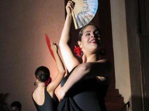 Elegant, Dramatic Romantic Flamenco - Cuba (1)