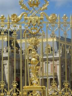 Versailles, the Sun King Gate