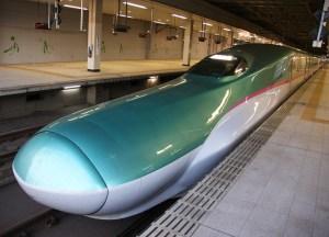 東北新幹線はやぶさ号