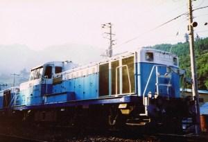 アイランドエクスプレス四国の牽引機DE10