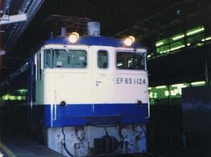 快速ムーンライト高知号の出発前・京都駅