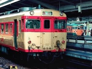 急行のりくら・名古屋駅