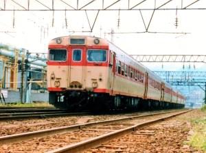 急行狩勝号キハ56系