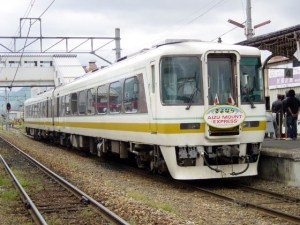 画像は会津鉄道移籍後。歩王様提供。