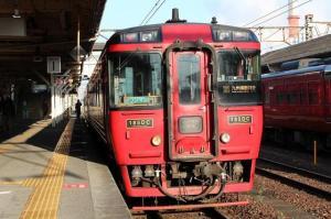 九州横断特急キハ185系