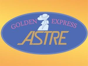 ゴールデンエクスプレスアストルのロゴマーク