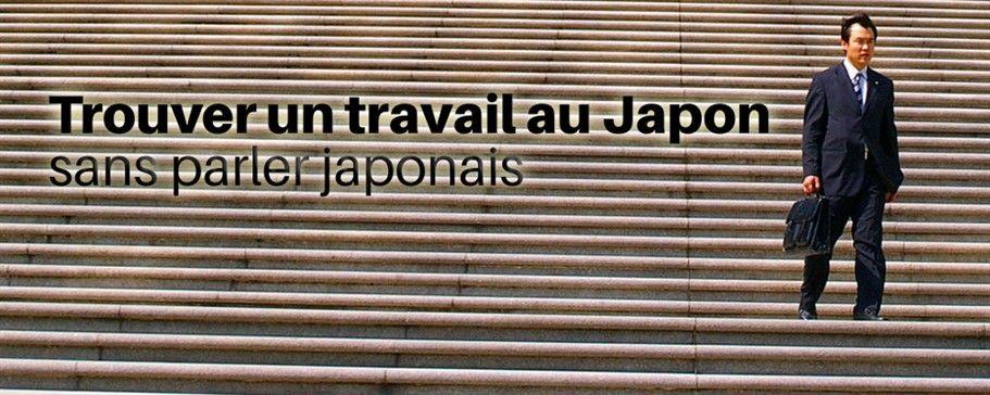 Travailler au Japon sans parler japonais