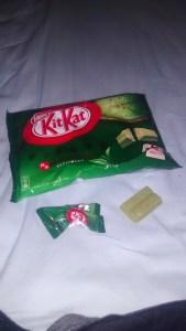 PVT Japon - Les Kitkat au macha