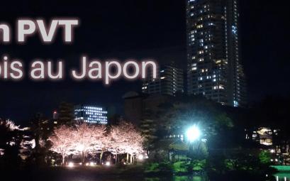Bilan PVT - 5 mois au Japon