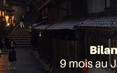 Bilan PVT - 9 mois au Japon