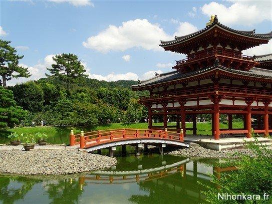 Le Byodoin Temple