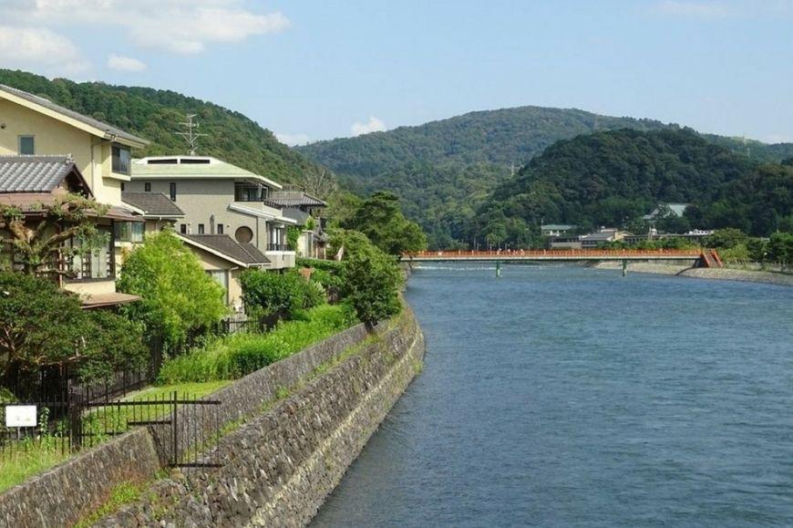 Les paysages d'Uji