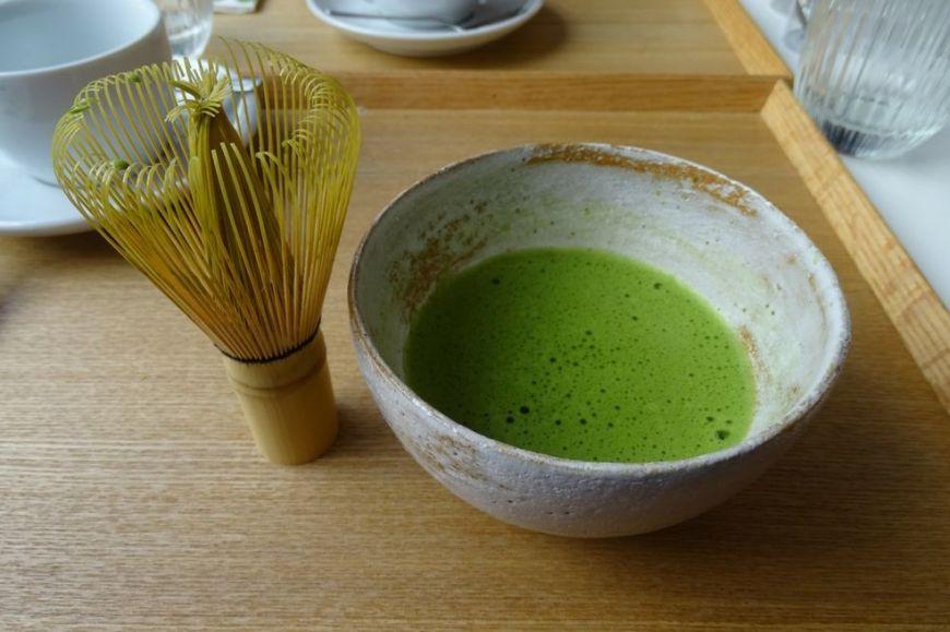 Le thé vert d'Uji