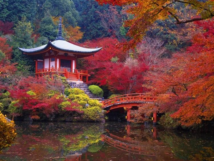 kyoto-automne
