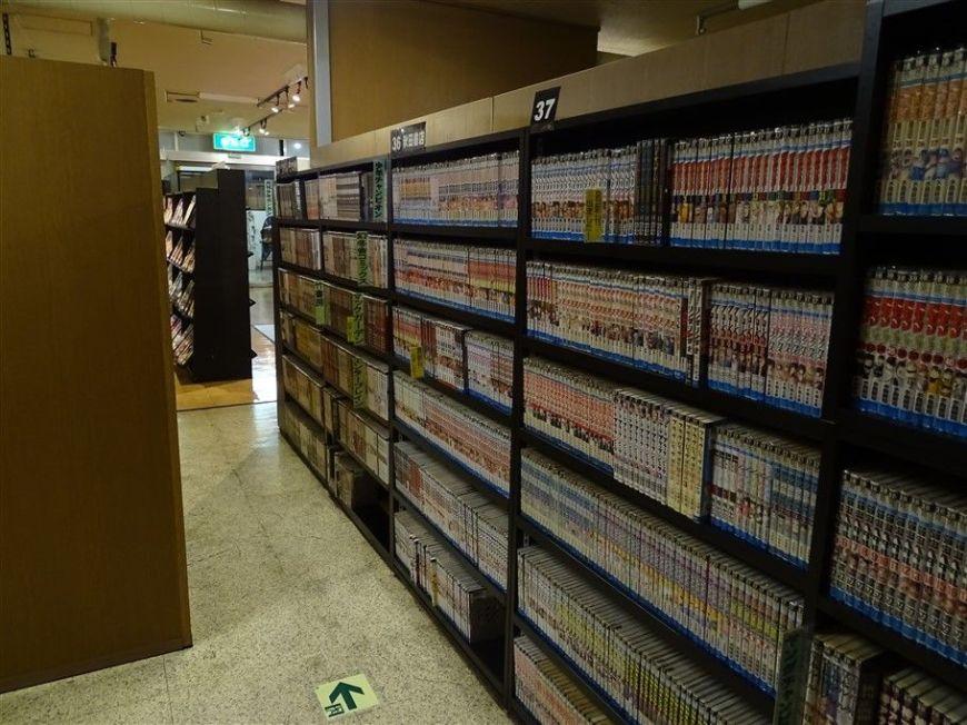 Le Manga Kissa un logement pas cher au Japon