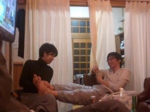 se faire des amis en share house au Japon
