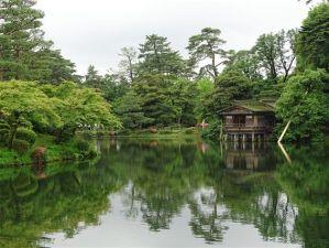 Kanazawa la ville des Alpes japonaises