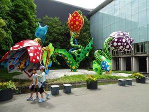 Le Musée Yayoi Kusama