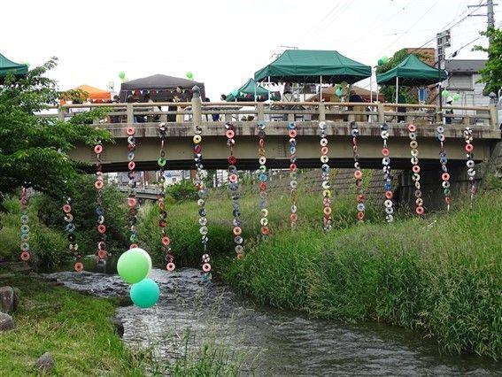 La rivière de Matsumoto