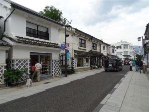 Les rues de la ville