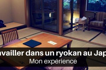Travailler dans un Ryokan au Japon
