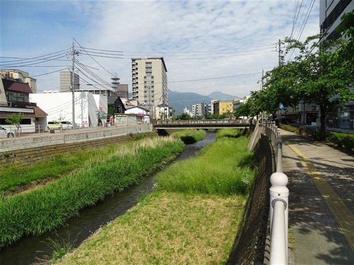 La ville de Matsumoto