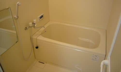 La salle de bain japonaise