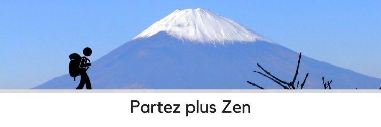 Partez plus zen au Japon