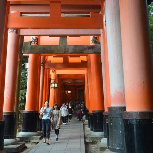 Le Fushimi Inari Jinja