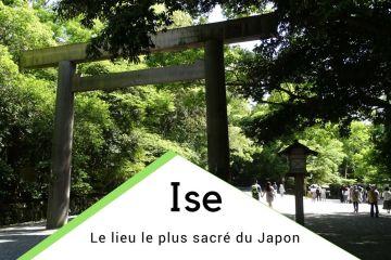 Ise au Japon