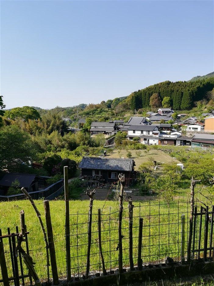 Le pèlerinage Yamanobe