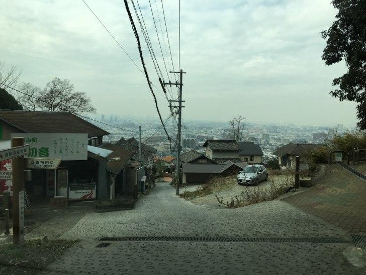 暗峠 孔舎衛坂 (30)