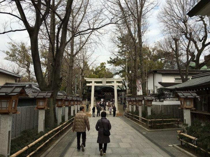 石切剣箭神社 (1)