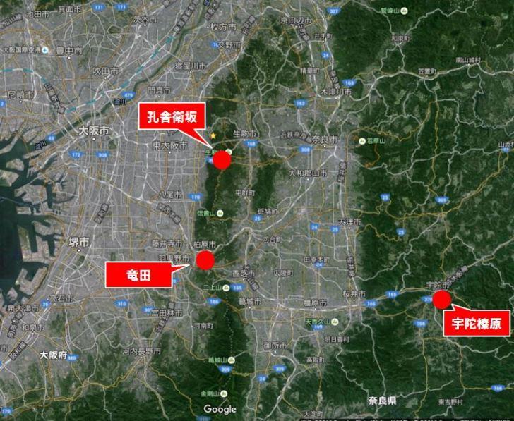 中洲=大和平野
