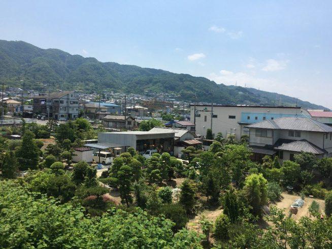 信貴山口駅と信貴線とケーブルカー (11)