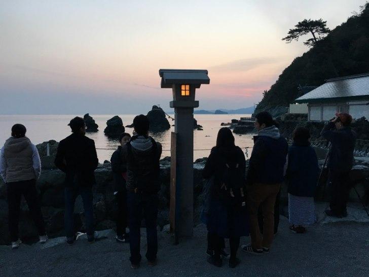 二見興玉神社と夫婦岩 (16)