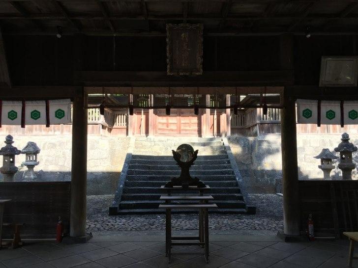 揖夜神社5