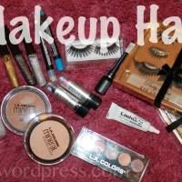 ❤ Makeup Haul
