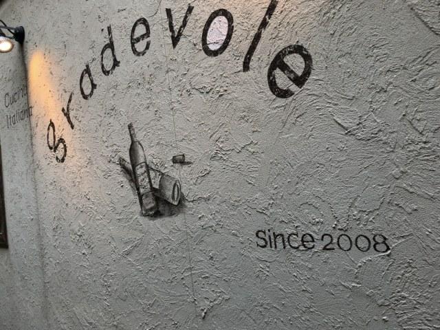 新潟市中央区東堀にあるグラデヴォーレ gradevoleでランチした