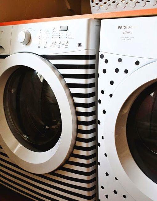 fita isolante - maquina de lavar
