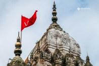 Spires of Shiva Temple of Puthia