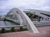 Bridge on Crescent Lake