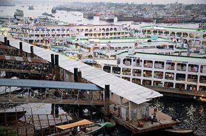 Sadarghat River Station