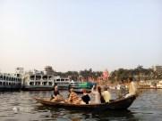 Boat ride on Buriganga