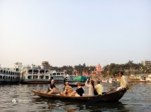 Boat ride on Buriganga