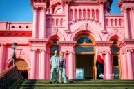 At Ahsan Manzil (Pink Palace) in Old Dhaka