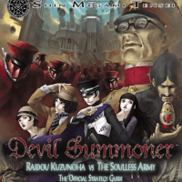 Guía Oficial de SMT: Devil Summoner Raidou Kuzunoha vs. The Soulless Army