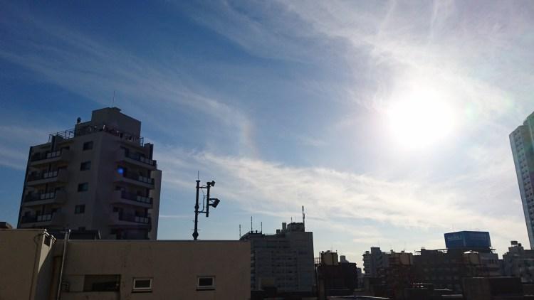 彩雲(2016.12.2撮影)